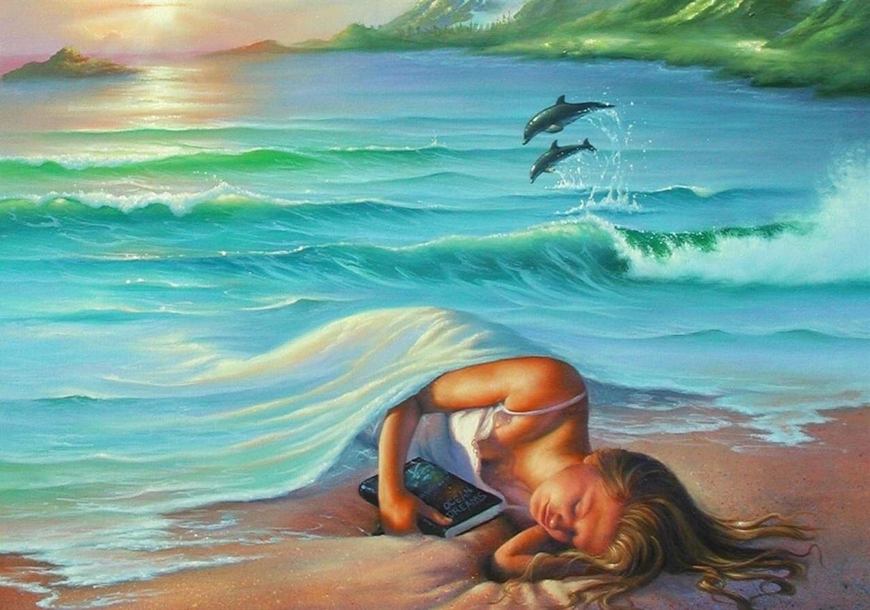 сон о море